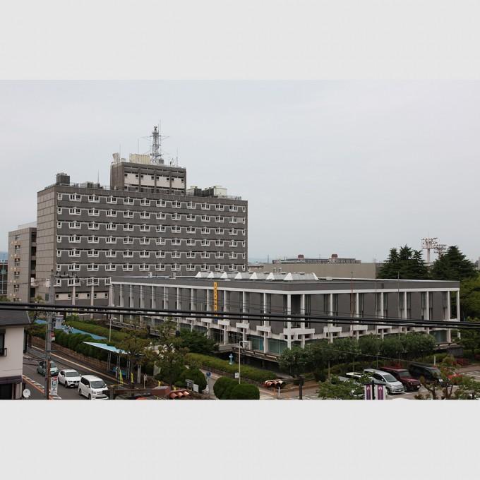 尼崎市庁舎   村野藤吾