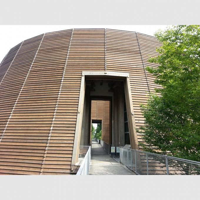 兵庫県立木の殿堂 | 安藤忠雄