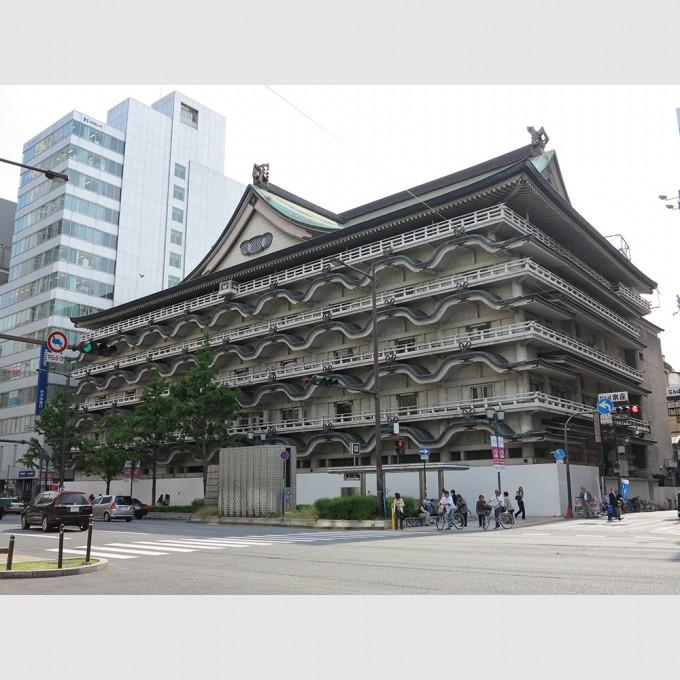 旧 大阪新歌舞伎座 | 村野藤吾