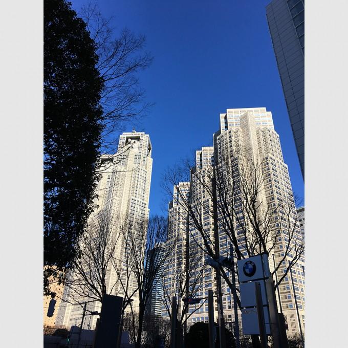 東京都庁舎 | 丹下健三