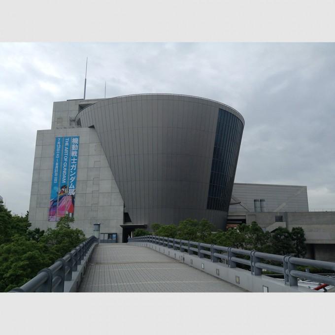 嵐 天保山 大阪 文化館