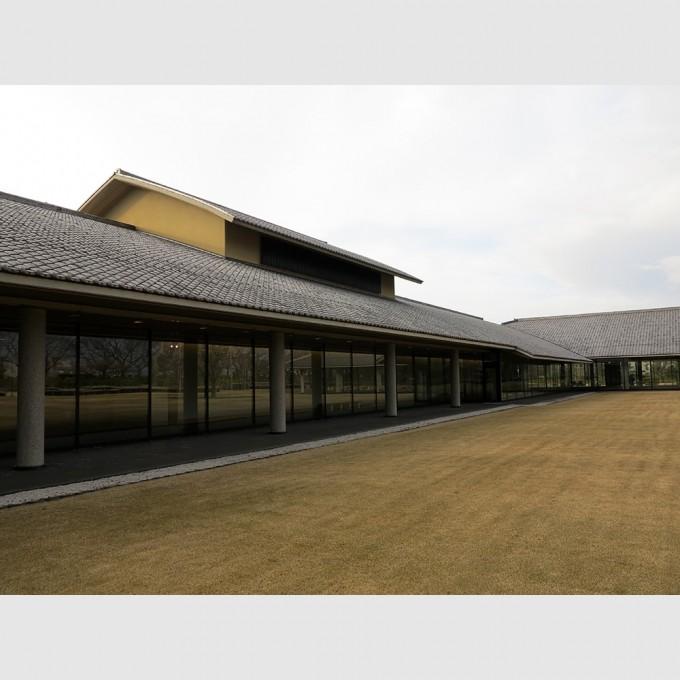 富山県水墨美術館 | 富山県建築設計監理協同組合