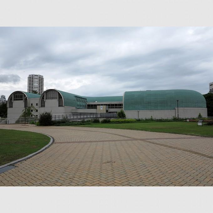 北九州市立中央図書館 | 磯崎新