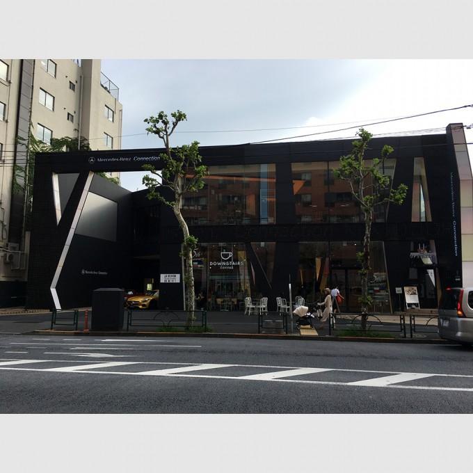 Mercedes-Benz Connection TOKYO   窪田茂