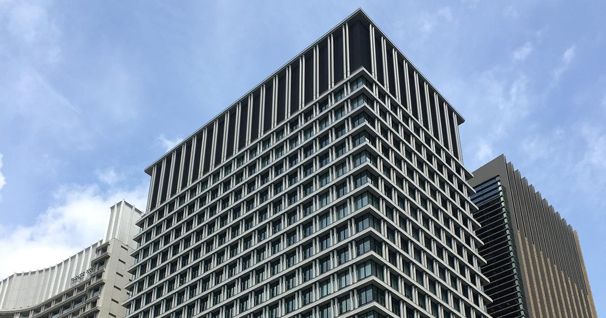 日本生命丸の内ガーデンタワー   日本建築めぐり   建築パース.com
