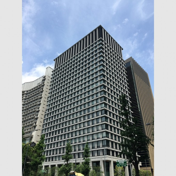 日本生命丸の内ガーデンタワー | 日本建築めぐり | 建築パース.com