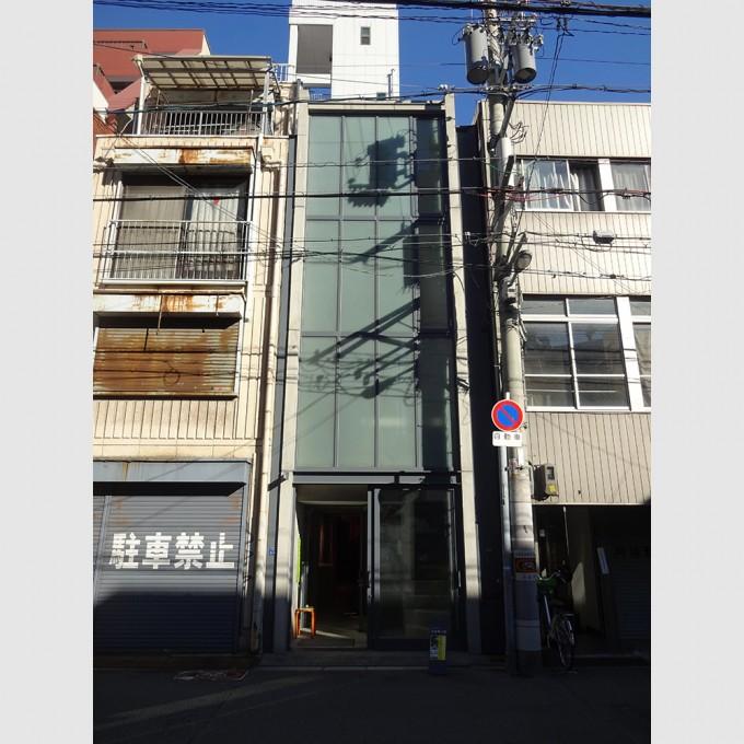ギャラリー日本橋の家 | 安藤忠雄