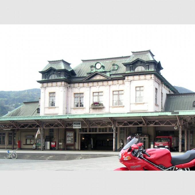 JR門司港駅 | 鉄道院九州鉄道管理局