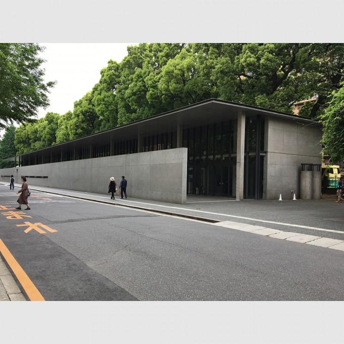 情報学環・福武ホール | 安藤忠雄