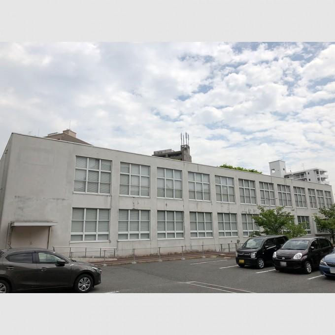 広島逓信病院旧外来棟被爆資料室...