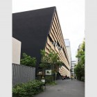 ダイワユビキタス学術研究館 隈研吾