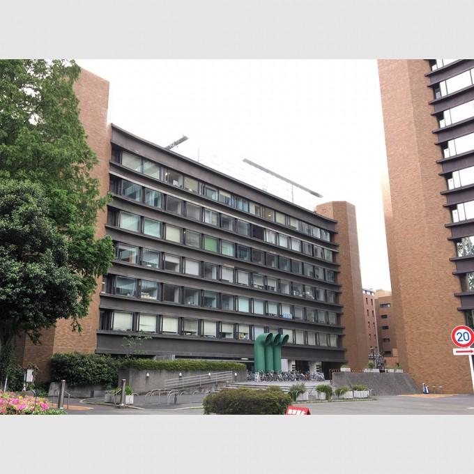 東京大学第二本部棟 | 丹下健三