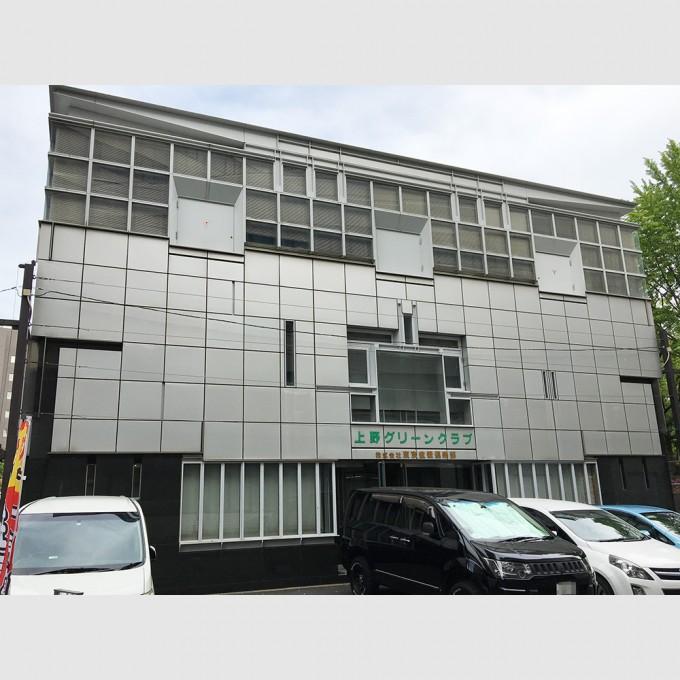 上野グリーンクラブ   高松伸