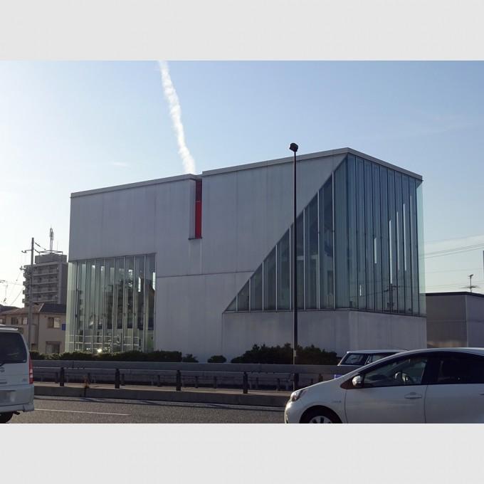 YKK AP株式会社 岡山支店   高松伸