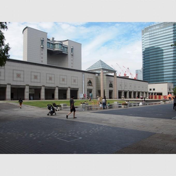 横浜美術館 | 丹下健三