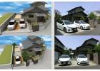 リフォーム提案パースとリフォーム完了写真 | 一級建築士事務所OZA5230 尾崎義博