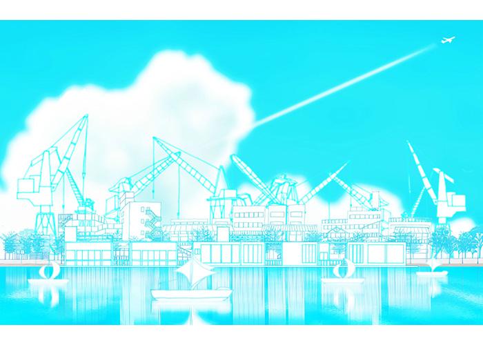 川湊の系譜 | Blue Rabbits Design