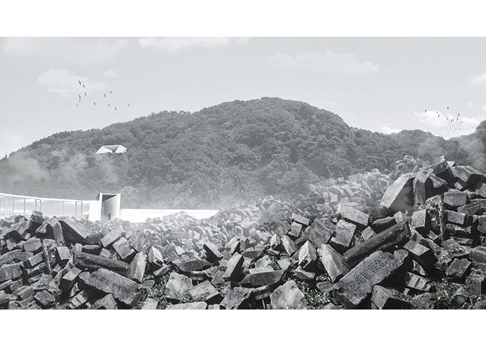 瓦礫の遺言 | 日本大学 中村圭佑