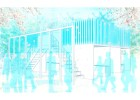 展示会ブースのレンダリング | 株式会社エー・アンド・エー総合設計 福嶋千慶