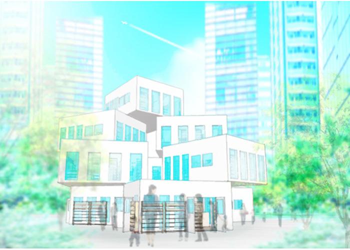 都心部の複合書店 | 株式会社エー・アンド・エー総合設計 福嶋千慶