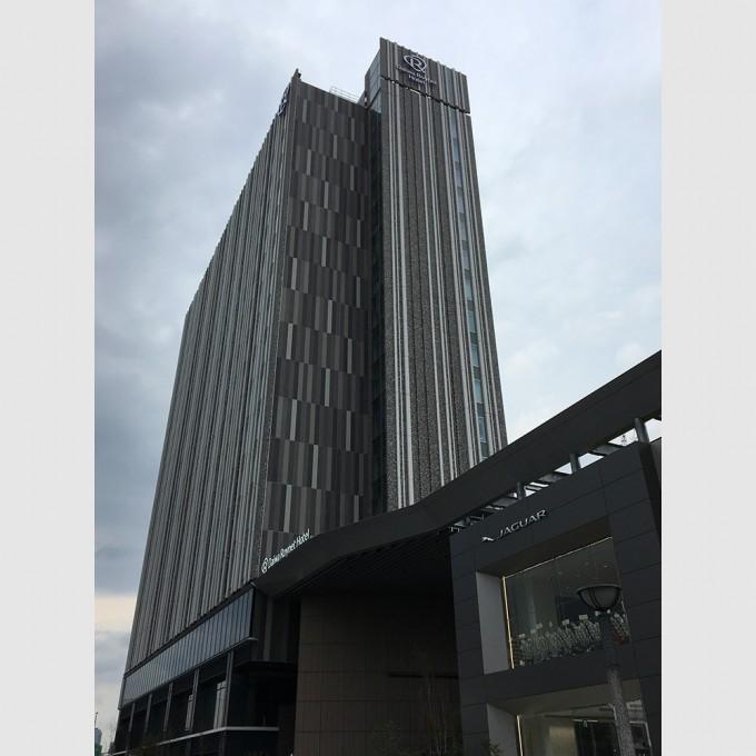 ダイワロイネットホテル東京有明   株式会社梓設計