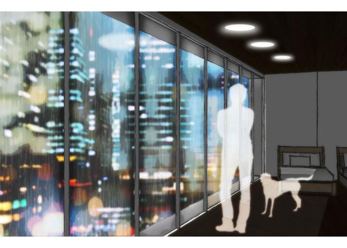 都心の高層住宅 | Blue Rabbits Design