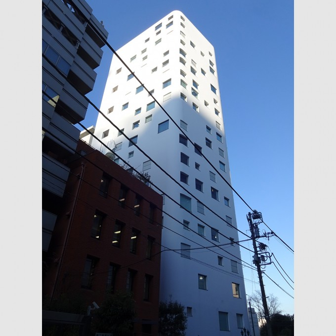 ヒューリック青山第二ビル | 青木淳