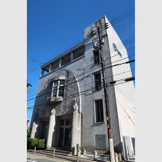 旧京都中央電話局西陣分局舎 | 岩元祿