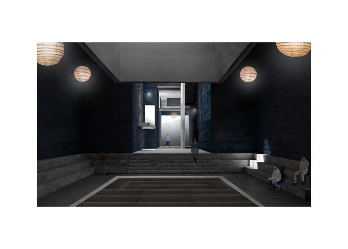 内部空間のような、外部空間のような、内部空間のような… | 大阪芸術大学 道廣央我