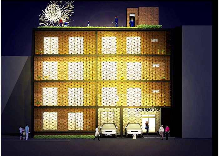 KAMAKURA HOTEL | 香月真大建築設計事務所 香月真大
