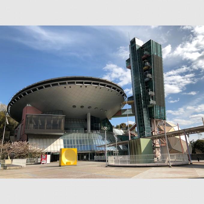 大阪府立大型児童館ビッグバン   株式会社坂倉建築研究所