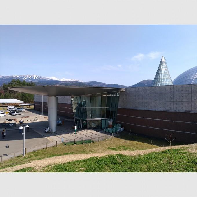 福井県立恐竜博物館 | 黒川紀章