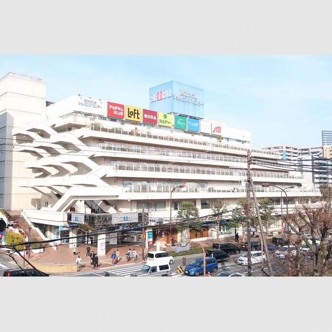西武大津ショッピングセンター | 菊竹清訓