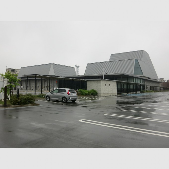 観音寺市民会館 | 株式会社日建設計