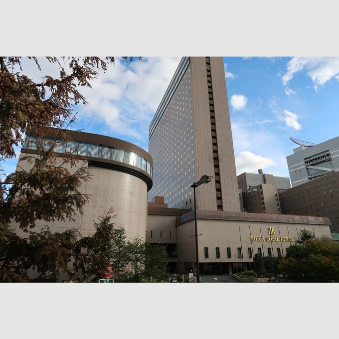 リーガロイヤルホテル | 吉田五十八