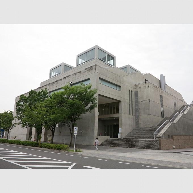長良川国際会議場 | 安藤忠雄