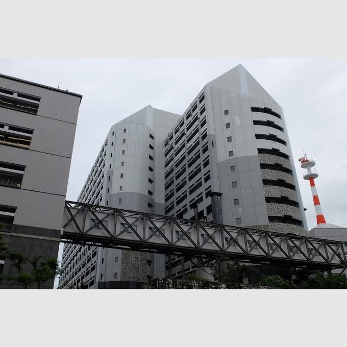 沖縄県庁舎行政棟 | 黒川紀章