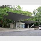 上野公園レストハウス   坂倉準三