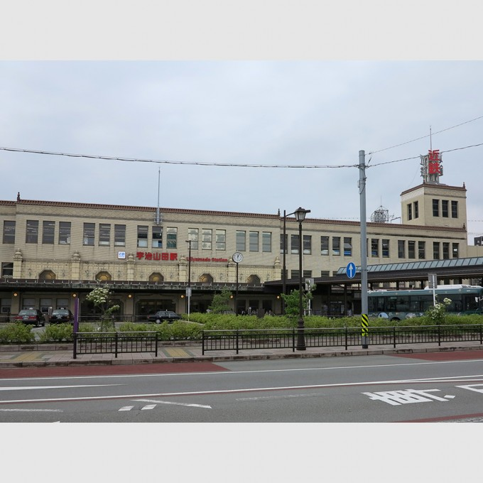 近鉄宇治山田駅 | 久野節