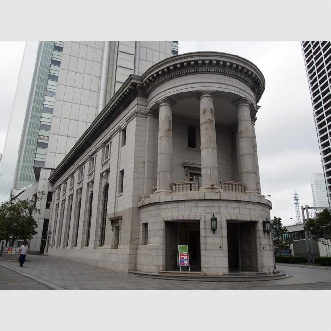 旧横浜銀行本店別館 | 西村好時