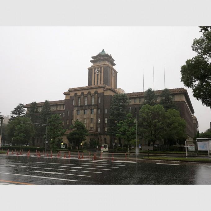 名古屋市庁舎 | 平林金吾