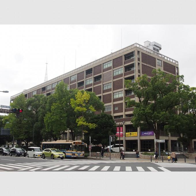 横浜市庁舎 | 村野藤吾