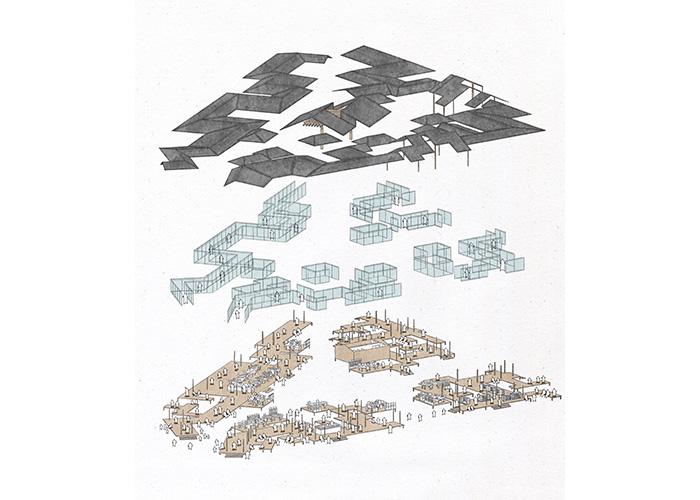 鎌倉に建つ公共施設 | 東海大学 佐々木大樹
