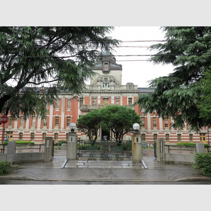 名古屋市市政資料館 | 司法省営繕課