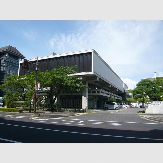 島根県庁第三分庁舎 |  菊竹清訓