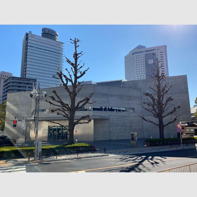 刀剣博物館   槇文彦