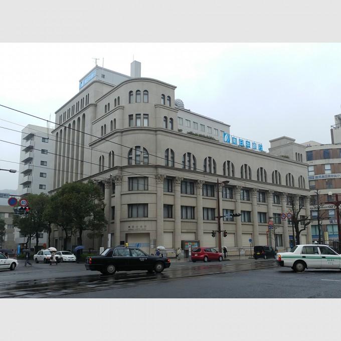 南日本銀行本店 | 三上昇
