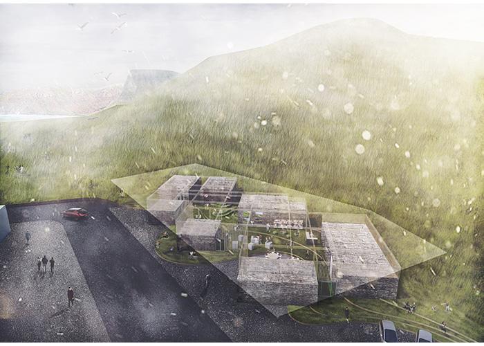室蘭市みゆき町におけるパブリックスペースの建築化 | 室蘭工業大学 国貞佑弥