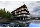 湖畔に建つCLT研修施設 | Kデザイン建築設計室 北島知夫