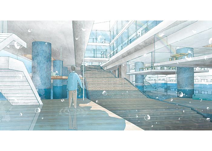 水入らずは福入らず | 千葉工業大学 竹村寿樹